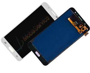 Display Für Samsung J7 2016 J710 Komplettes Bildschirm Lcd Touch TFT Weiß