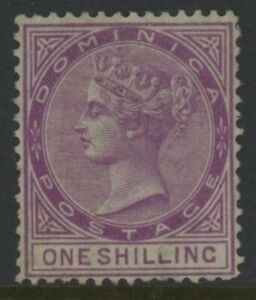 DOMINICA, MINT, #9, NG, NICE CENTERING