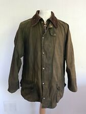 BARBOUR Beaufort 42 inch 107 cm Vintage Wax Jacket