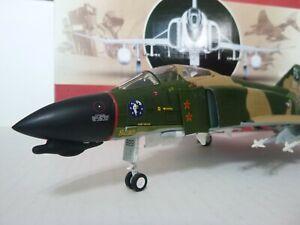 "Armour, F-4C Phantom II, Ace Col. Robin Olds, ""Mig Killer"" 1:48, Diecast, Used"