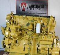 2006 CAT C15 MXS Diesel Engine, 475HP, Approx. 422K Miles. All Complete