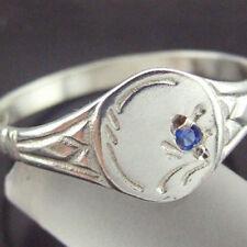 Handmade Sapphire Fashion Rings