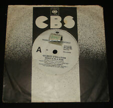 GILBERT O'SULLIVAN PROMO 45 - WHAT'S IN A KISS  - 1980  POP