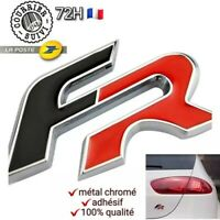 Logo Fr sigle Fr autocollant Fr stickers Fr adhesifs fr emblème seat FR original