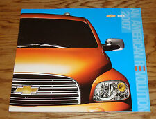 Original 2007 Chevrolet HHR Deluxe Sales Brochure 07 Chevy