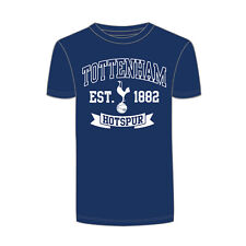 Tottenham Hotspur Mens Navy Established T-Shirt Small Official Licensed Product