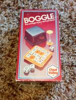 VINTAGE CHAD VALLEY BOGGLE 1976 THE WORD GAME YOU CAN'T PUT DOWN COMPLETE RARE