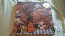 "Eaton Teddy Bears Jigsaw Puzzle 18""x24"" 500+ pieces, R. Dankin Co 1983 NEW"