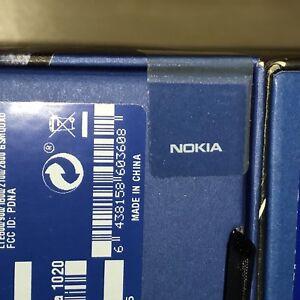 NOKIA Lumia 1020 Schwarz - Black - 100% NEU & NOCH OVP! DE DEUTSCHES MODELL!