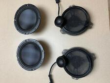 """🔥OEM Harley Boom Audio Stage II 6-1/2"""" Front Fairing Speakers"""