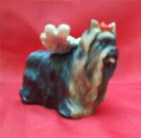 Yorkie Angel Figurine with Wings - Yorkshire Terrier Dog Puppy