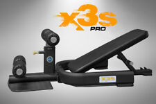 The ABS Company X3s Pro Bench Full Body Functional Trainer MMA Crossfit Workout