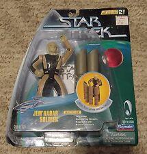 Playmates Toys Star Trek JemHadar Soldier And Swarm Alien Action Figures