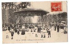 CPA 35 - RENNES (Ille et Vilaine) - A.G. 55. Le Kiosque du Jardin des Plantes