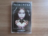 Phenomena ‎– Phenomena Korea Edition Sealed Cassette Tape