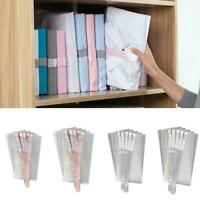 Convenient Lazy Clothes Stacking Board Dressbook Clothes Organizer Foldable D7Z2