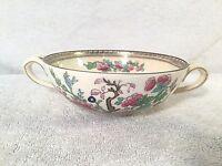 Royal Doulton Dresden Indian Tree Cream Soup Bullion Cup