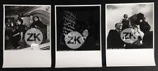 JACQUELINE AUDRY Olivia Edwige FEUILLERE Caméra Tournage FOSTER 3 Photos 1951