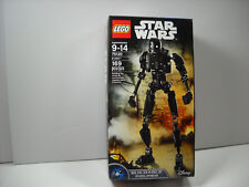 LEGO Star Wars K-2SO Buildable Figure 75120 Rogue New Factory Sealed 9-14