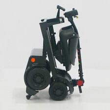 Portable Lite weight Mobility Folding Scooter Black RRP 995.00 FOLDING