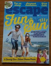 FGW FIRST GREAT WESTERN ESCAPE MAGAZINE THEME PARKS