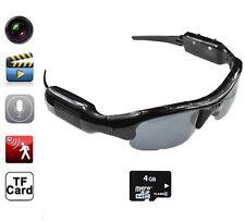 4GB Mini HD Glasses Spy Hidden Camera Sunglasses Eyewear DVR Video Recorder Cam