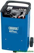 Draper Tools 11966 BCSD300T 12V 24V 240A Battery Charger Starter 230V w/ Trolley