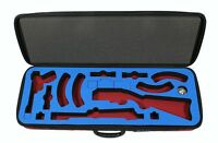 Peak Case Ultralight Hard Case For Ruger 10/22 Takedown & Mark III/IV Multi Gun
