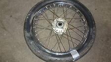 1974 Honda CB360 twin cb 360 H623 front wheel rim