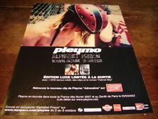 PLEYMO - Publicité de magazine ALPHABET PRISON !!!!!!!!!!!!
