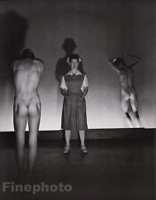 1943/81 Vintage 16x20 Surreal MALE NUDE Butt Duotone Photo By GEORGE PLATT LYNES