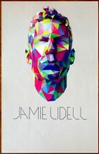 JAMIE LIDELL S/T 2013 Ltd Ed New RARE Poster +FREE Rock/Pop/Electronica Poster!