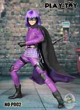 1/6 Scale Kick Ass P002 Purple Girl Action Figure by Play Toy