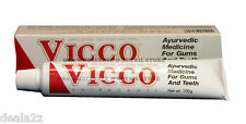 IF YOU BUY 4 U WILL GET 1 FREE 100g Small Vicco Vajradanti Tooth Paste Free S&H