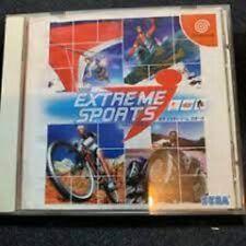 SEGA 2001 SEGA EXTREME SPORTS Dreamcast DC Used Sports Japanese Retro Game Japan