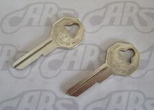 1935-1966 GM Key Blanks. Buick Olds Chev Pontiac Cadillac Packard Others