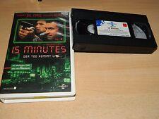 15 Minuten - Der Tod kommt live - Robert De Niro - Verleihtape - VHS - ab 18