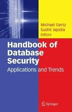 Handbook of Database Security: Applications and Trends-ExLibrary