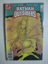DC Comic Book; 1985; #18; Batman & The Outsiders- Who Wears The Crown Of Ra?