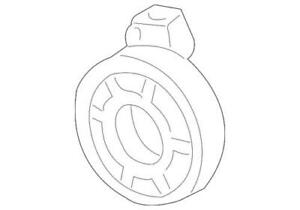 Genuine Ford Coil F5VY-19D798-A