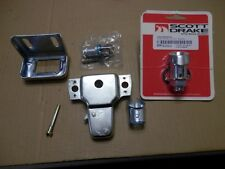 "1964-1966 Mustang - Trunk Lock Kit - ""EVERYTHING NEEDED"""