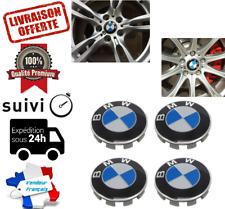 4X 68MM Cache Moyeu Jante Center Enjoliveur De Roue Logo insigne couvre roue BMW