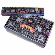Satya Nag Champa Super Hit Incense Sticks: 12 x 15 gms packs =180 gm (Superhit)