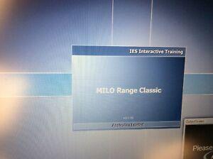 MILO Range Classic Commercial Interactive Firearm Training Simulator PortaSystem