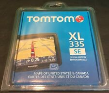 """NEW TomTom XL 335-SE Car GPS 4.3"""" LCD USA Canada North America Maps Special Ed"""