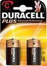 DURACELL PLUS BLISTER 2  1/2TORCIA - MN1400GB2