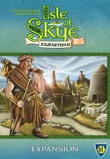 Isle of Skye Journeyman Expansion Tile Board Game Mayfair Games LKG LK3529