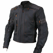ROSSI Style Motorcycle Leather Jackets Motorbike jacket Biker Racing jacket