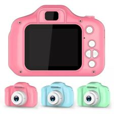 Kids Waterproof Mini Digital Camera - 1080P Video Camera With 2in Screen