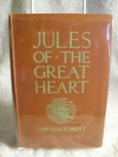 JULES OF THE GREAT HEART LAWRENCE MOTT OUTLAW TRAPPER SAMPLE COPY 1900 Book